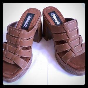 Bongo Chunky Heels